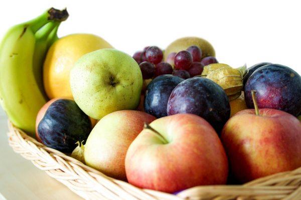 人気第3位:フルーツ(果物)