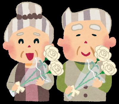 敬老の日のプレゼント!おじいちゃん、おばあちゃんの人気ランキング