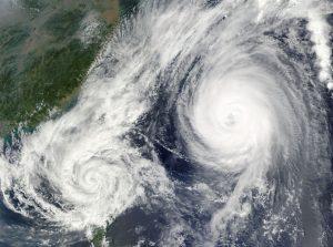 なぜ台風は発生するの?発生メカニズムと日本で台風が多い理由とは?