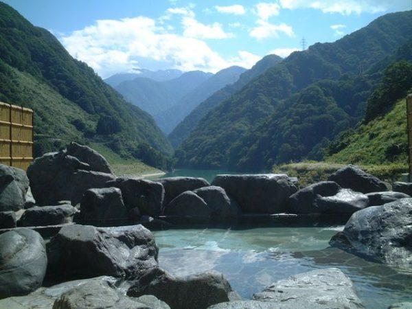 宇奈月温泉(とちの湯)