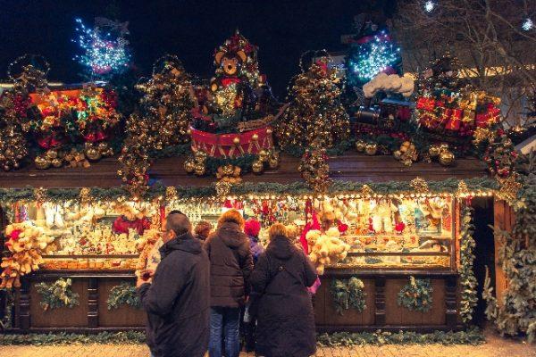 世界三大クリスマスマーケットって?都内でおすすめのマーケット3選