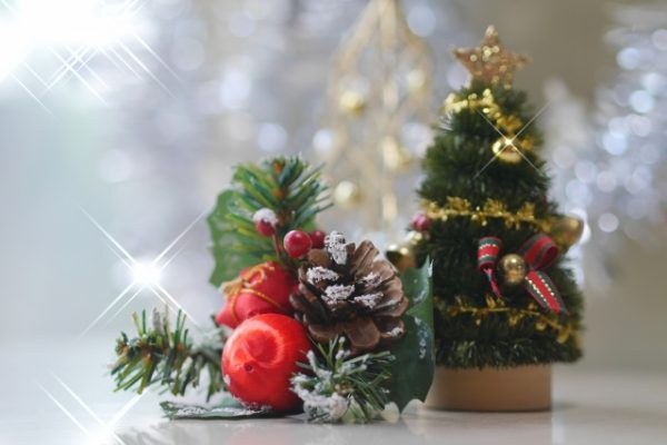 クリスマスを祝う時に飾るものは?