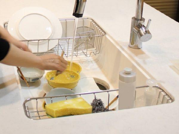 一人暮らしに必要な日用消耗品:台所