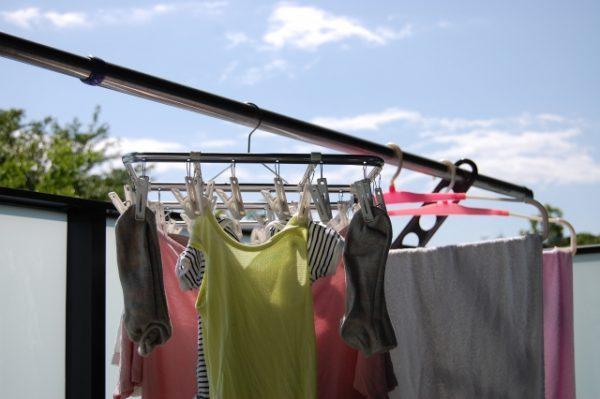 一人暮らしに必要な日用消耗品:洗濯