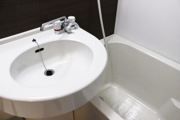 一人暮らしに必要な日用消耗品:洗面台