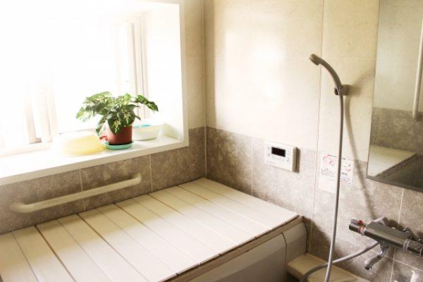 一人暮らしに必要な日用消耗品:お風呂場
