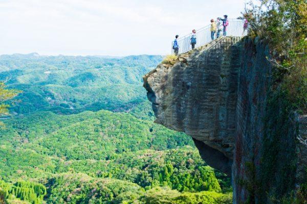 千葉県:鋸山(のこぎりやま)