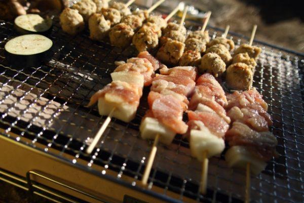 バーベキューのおすすめ食材ランキング:串もの
