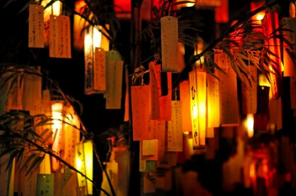 東京大神宮 七夕祈願祭:東京都