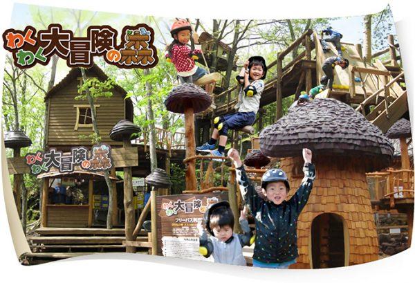 軽井沢おもちゃ王国:群馬県
