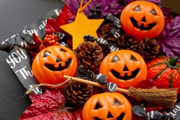 ハロウィンに飾るかぼちゃの名前と種類!かぼちゃの栄養と効能とは?