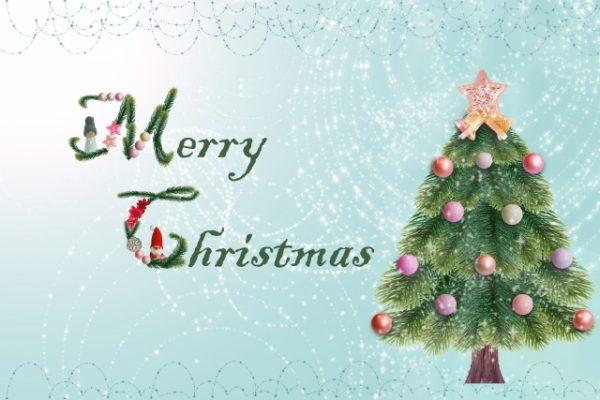 恋人へ贈るクリスマスカードのポイント