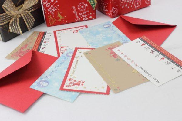 英語版!恋人へ贈るクリスマスカードメッセージ例文集