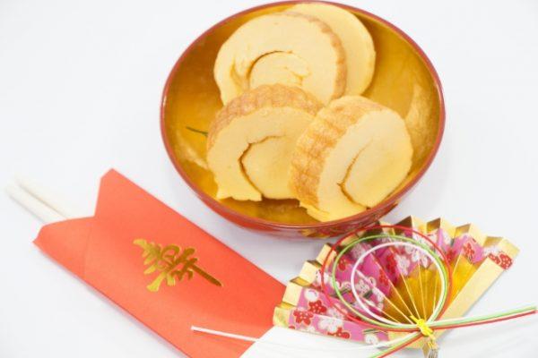 おせち料理人気ランキング第4位:伊達巻
