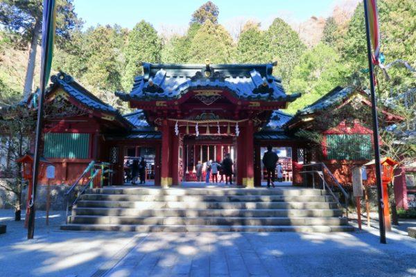 神奈川県:カップル向け初詣デートの穴場パワースポット