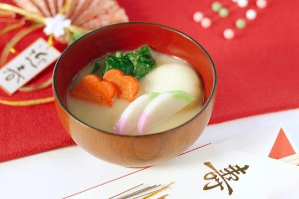 お雑煮の由来や意味!関東や関西などの地域による違いとは?