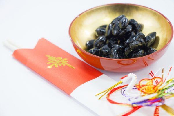 おせち料理人気ランキング第1位:黒豆