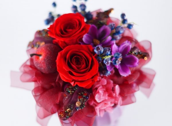 第4位:お花