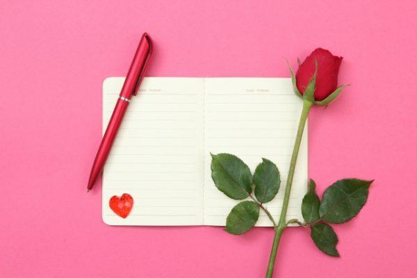 職場の同僚へ贈るバレンタインカードの一言メッセージ文例集