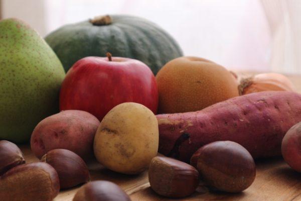 秋野菜の種類とは?